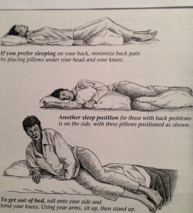 sleep posture photo 5-13